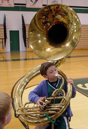tuba trial